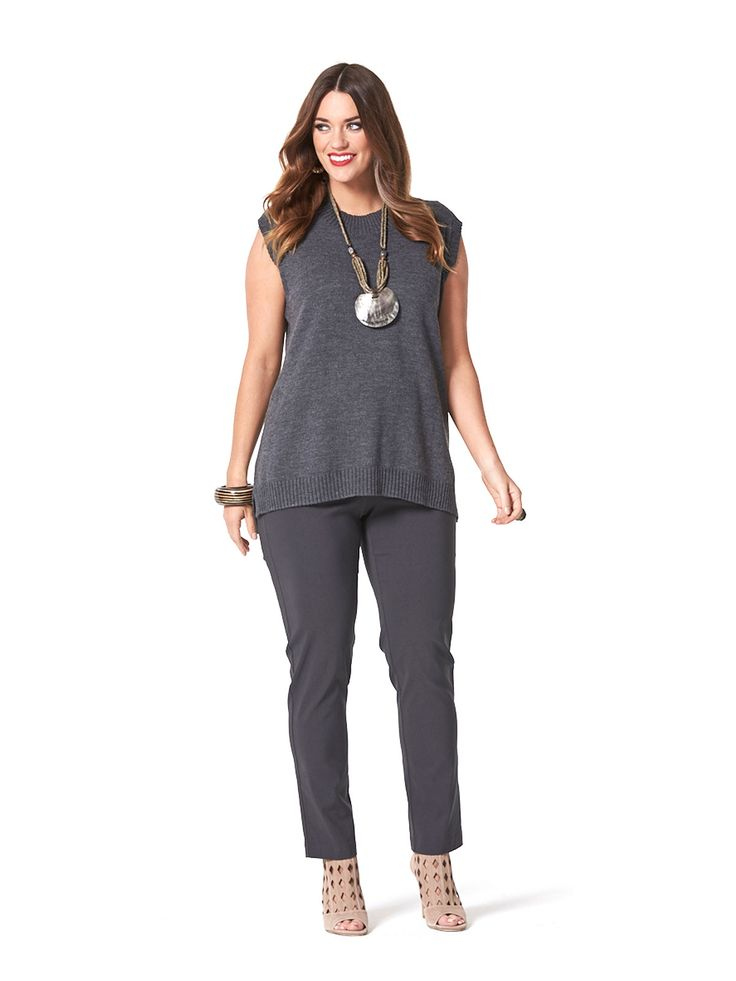 Sophisticated Lady Vest