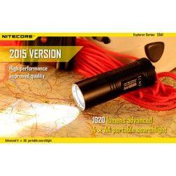 Nitecore EA41 Pioneer LED Flashlight (1020 Lumen AA Batteries)
