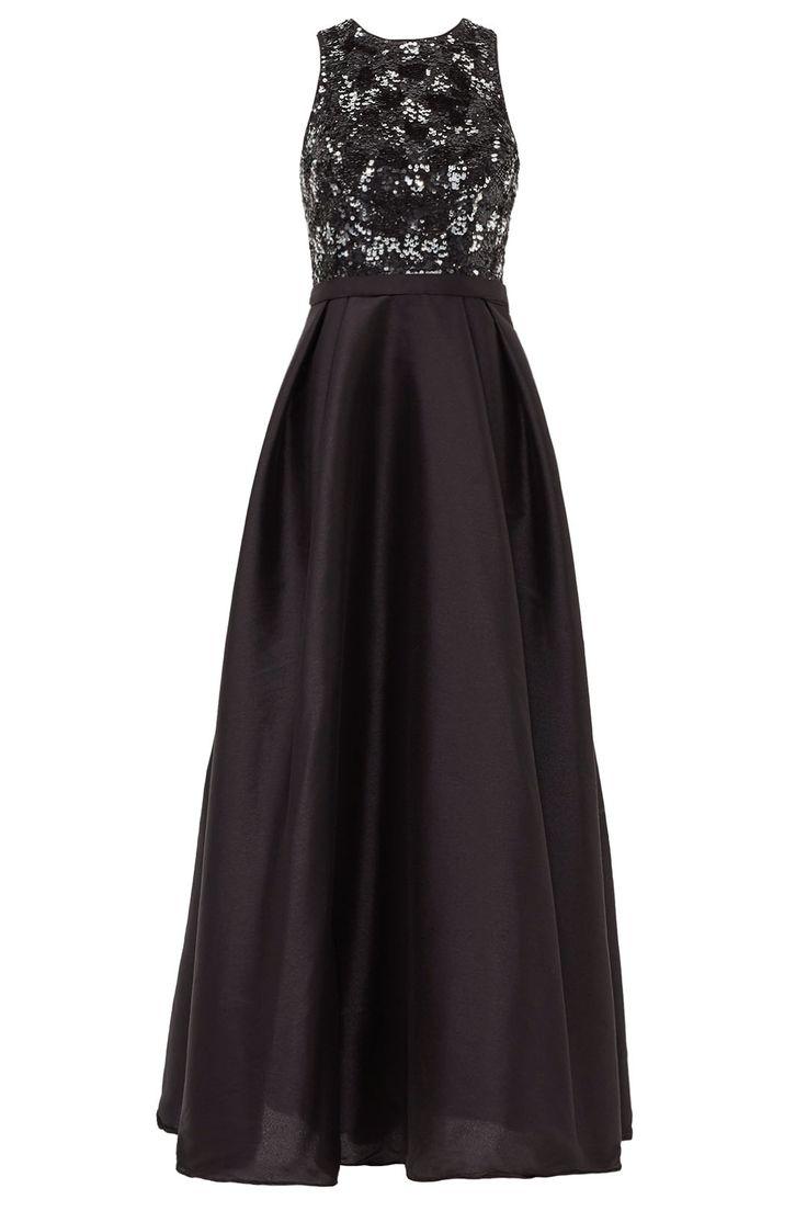ML Monique Lhuillier Jadore Sequin Gown