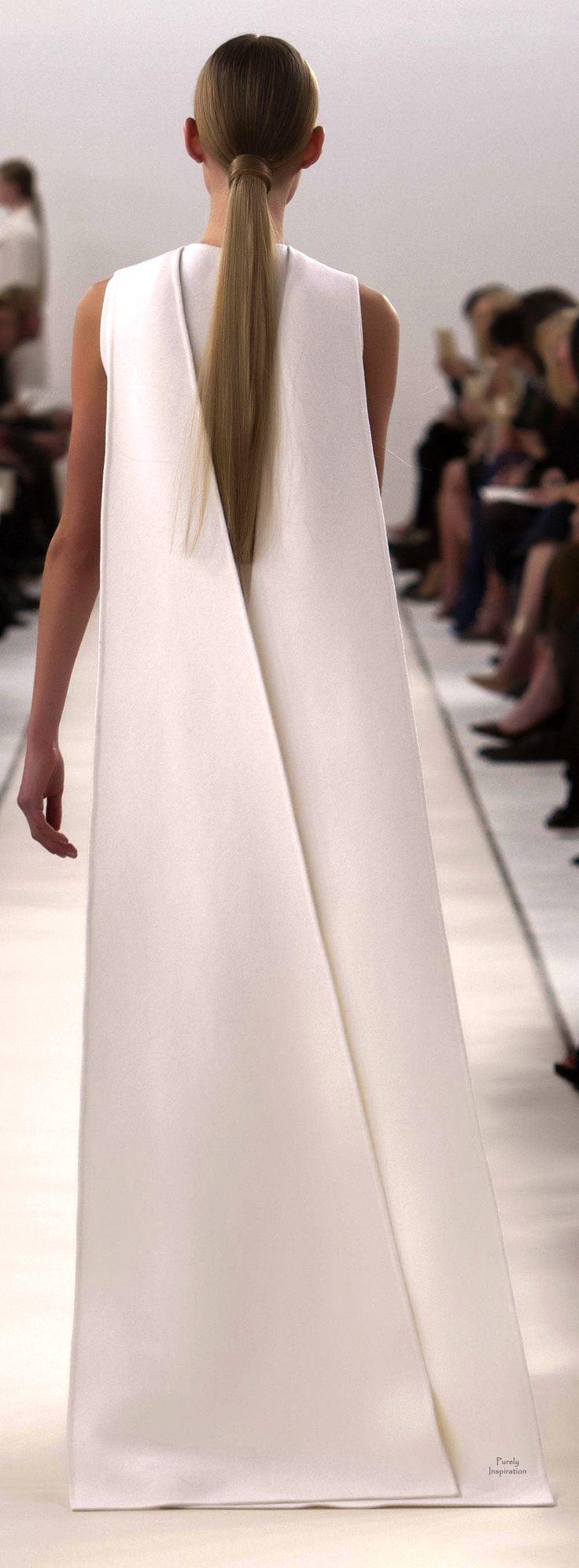 Valentino New York Haute Couture Fashion Show 2014
