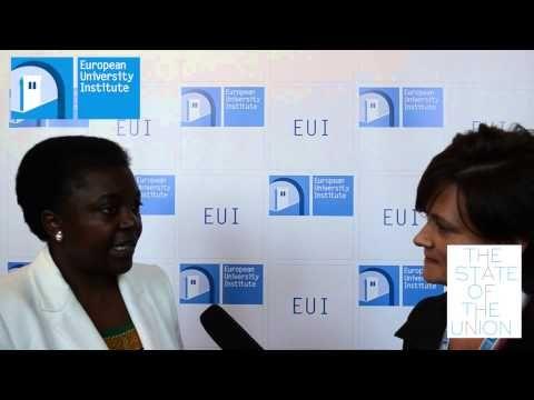 ▶ Cécile Kyenge - #SoU2013 Live Interviews - YouTube
