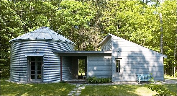 grain silo house | Image detail for -NYTimes – The Grain Silo House | ... | Silo homes