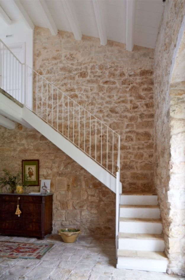 """This staircase is from our feature """"Sicilian Soul"""""""