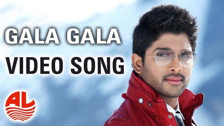 Race Gurram Songs | Gala Gala Video Song | Allu Arjun, Shruti hassan, S....