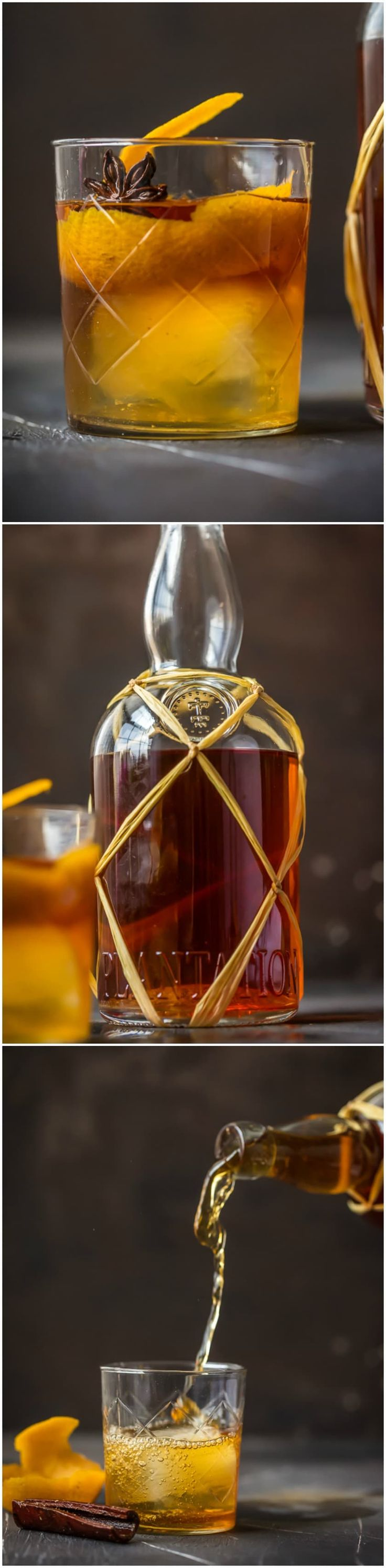 HOMEMADE SPICED RUM is so much easier than you think, and will blow you away with all the flavor! So much tastier than buying in store. This Homemade Spiced Rum makes an awesome DIY Christmas gift! via @beckygallhardin