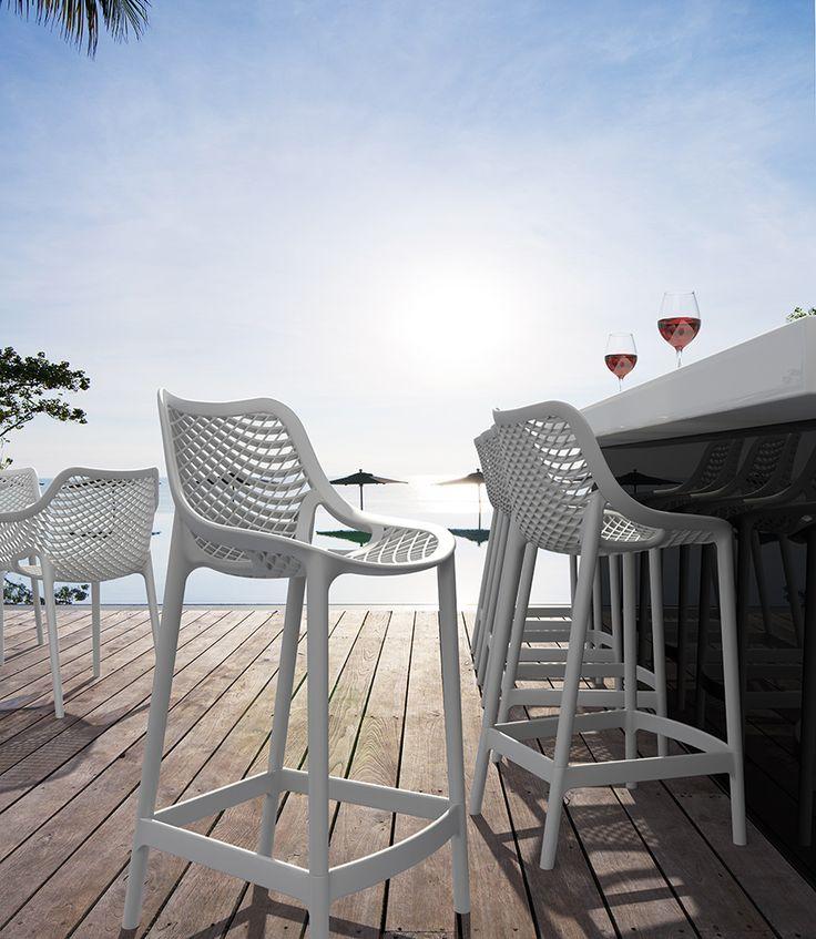 Krzesło Air Bar 65, Air XL #hotel #design #inspiration #holidays #summer #hagea