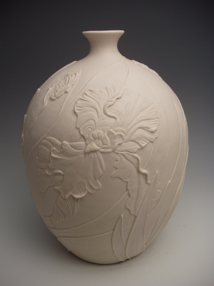Carved porcelain pottery pixshark images