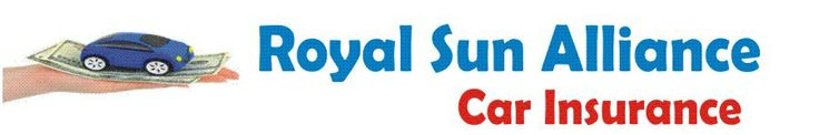 Royal Sun Alliance is rated as one of the leading car insurance firm in the UK best known for its customized insurance services.