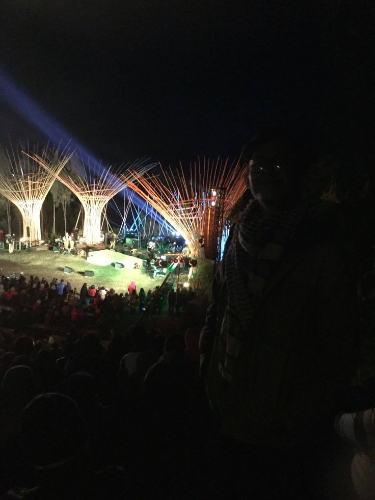 Jazz Gunung Bromo. Mt. Bromo Jazz concert 2000 meters from sea level. Jazz and BonFire. #jazz #concert #music #indonesia #bromo