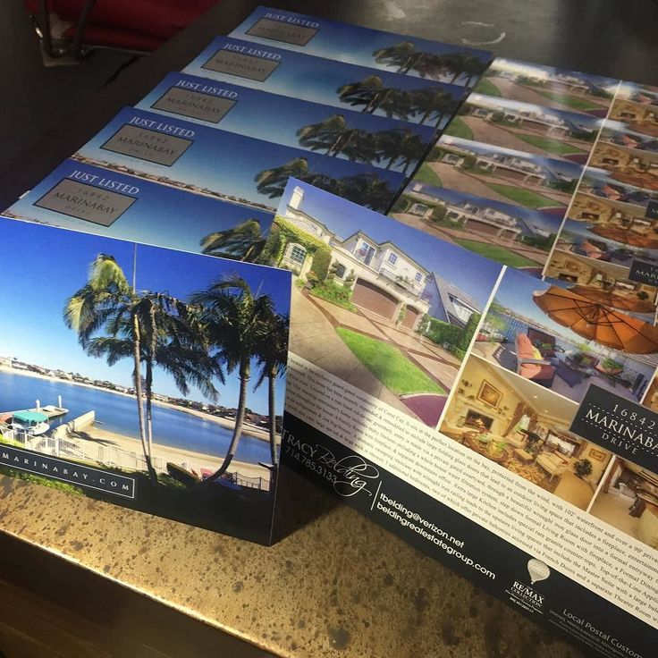 Just listed postcards mailed out via EDDM are the perfect way to get the neighbors talking! We print and mail these for around the same price as a postage stamp!