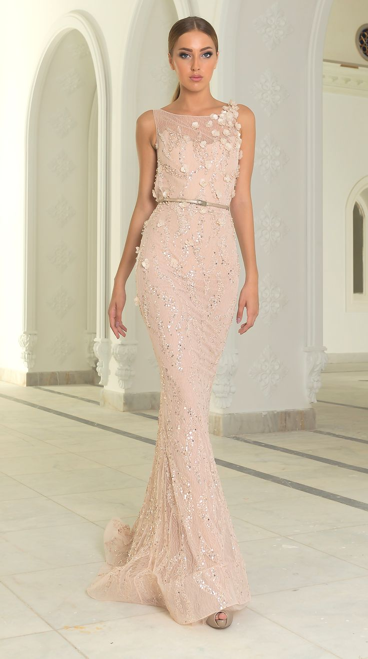 1000  ideas about Pink Evening Gowns on Pinterest  Shoe boots ...