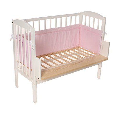 babybay Midi Beistellbett, weiß lackiert: Amazon.de: Baby