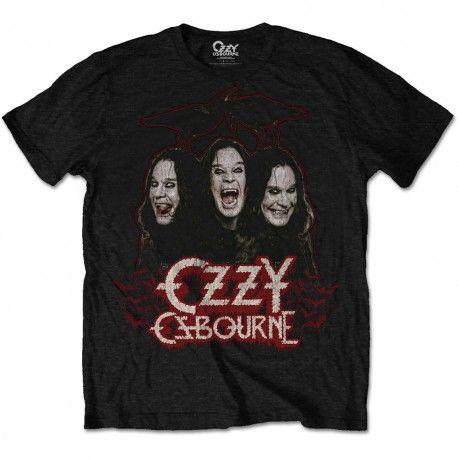 Ozzy Osbourne: Crows And Bats (tricou)