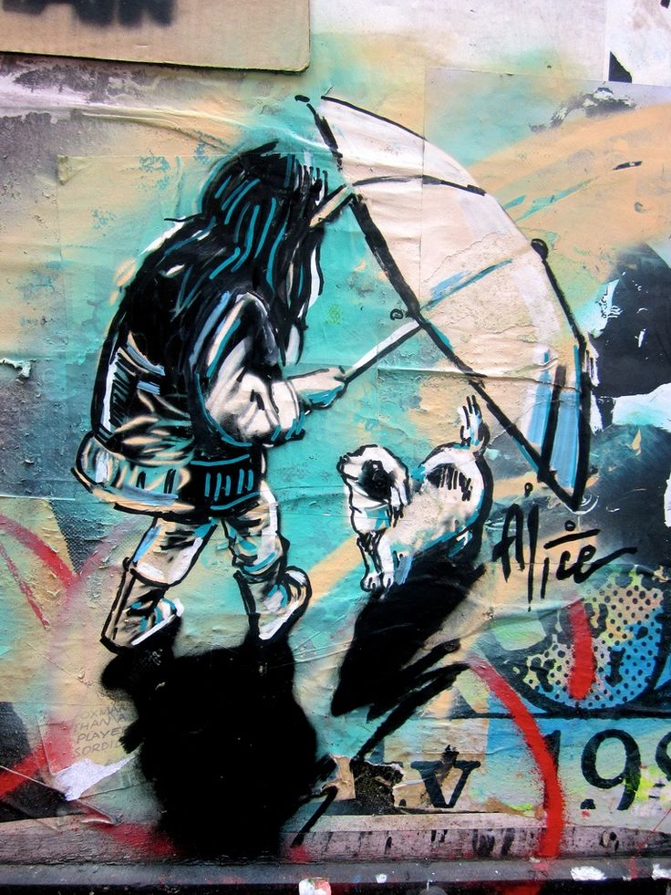 Street #Art, Alice Pasquini: Graffiti Artworks, Graffiti Street Art, Alice Pasquini Street, Streetart Alicepasquini, Graffiti Streetart, Street Art Alice Pasquini 24, Street Art Graffiti, Awesome Street Art