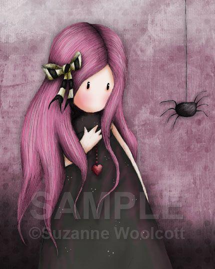 Spider Spider - Suzanne Woolcott