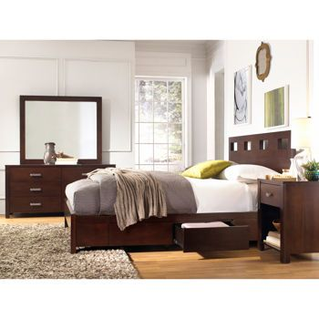 Paxton 5 Piece Cal King Storage Bedroom Set