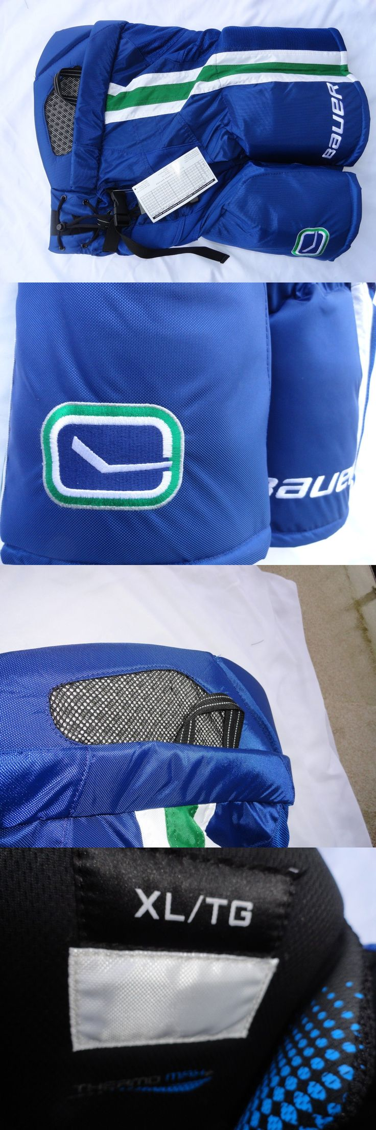 Other Hockey Protective Gear 79767: Pro Stock Hockey Pants Bauer Supreme One95 Nexus 1000 -> BUY IT NOW ONLY: $225 on eBay!