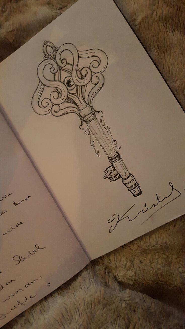 tattoo sketch key