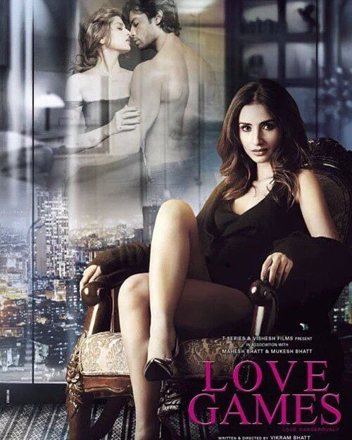 Presenting the first poster of #LoveGames. Starring #Patralekha #GauravArora. Written & Directed by #VikranBhatt.  Trailer out tomorrow. Releasing on 8 April 2016.  #poster #movieposter #firstlook #movie #celebrity #bollywood #bollywoodactress #bollywoodactor #bollywoodmovie #actor #actress #picoftheday #instadaily #instagood #like4like #followus #filmywave