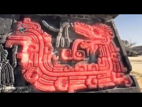 La Serpiente Emplumada- La Leyenda de Quetzalcoatl - YouTube