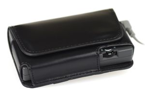 Rhythm Touch Leather Case gives you the Freedom to carry your Rhythm Touch anywhere with ease of mind. When it comes to your health and after discovering how great the Rhythm touch is for you, taking care of and protecting your investment is a must for sure. The genuine Rhythm touch leather case will help. Is also very sporty.