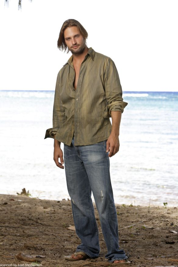 Lost, Josh Holloway as Sawyer James Ford
