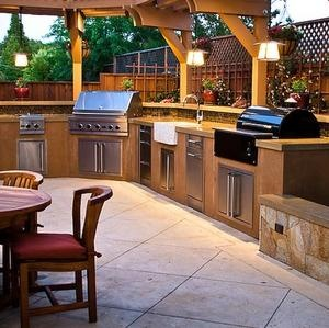 Outdoor Kitchens for Outdoor Living