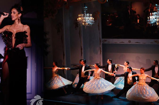 Cafe de los Angelitos Tango Show with Optional Dinner in Buenos Aires At Cafe de Los Angelitos, you will be a witness to more than a 100 years of Buenos Aires dance history on an incredible tango-filled evening. Enjoy the spectacle at the beautiful historic coffee house, Cafe de los Angelitos, and let yourself be enchanted by Argentine charm, passion, and artistic elegance. Every night, 21 talented artists step up on stage to display their ingenious mastery of tango. Enjoy thi...