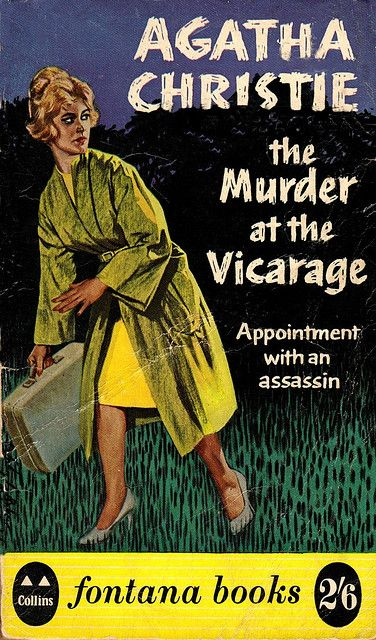 The Murder at the Vicarage - Fontana 302  First novel featuring Miss Marple