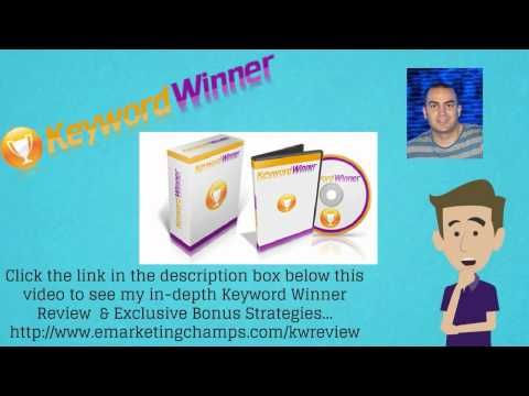 Check out this exclusive review of Keyword Winner 3.0 --> http://www.youtube.com/watch?v=wU_IA21dys8