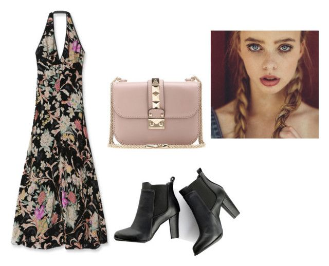 """""""B'day Party"""" by thisismedika on Polyvore featuring Bebe, SWEET MANGO and Valentino"""