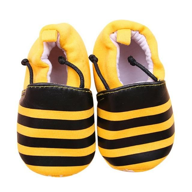 Baby Honey Bee Shoes  Soft and Comfortable Baby & Toddler Clothing!
