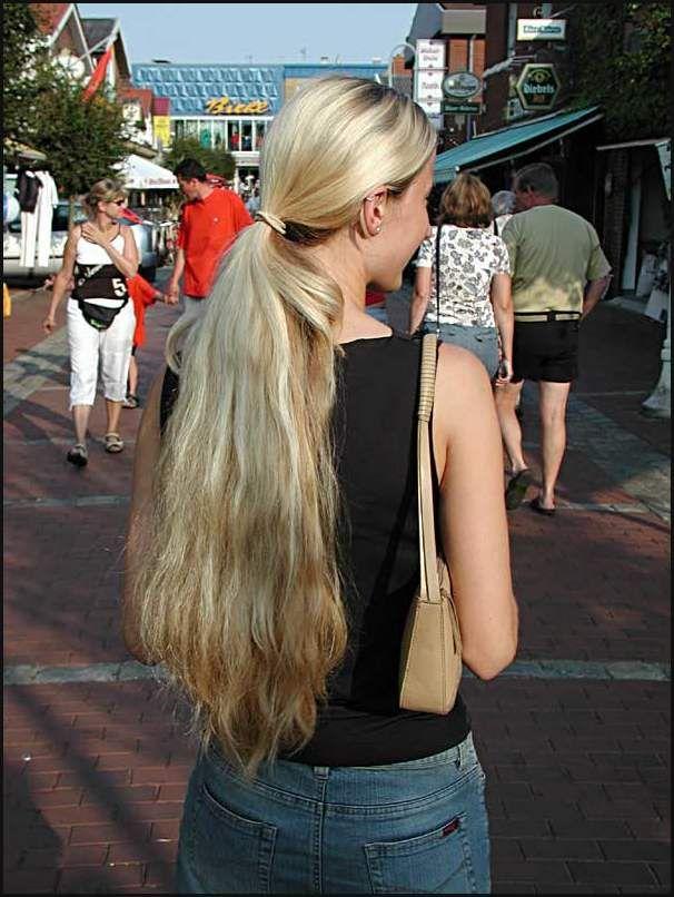 Extrem lange haare schneiden – Moderne männliche und weibliche ... | Einfache Frisuren