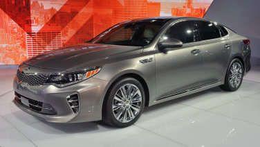 2016 Kia Optima...my next car