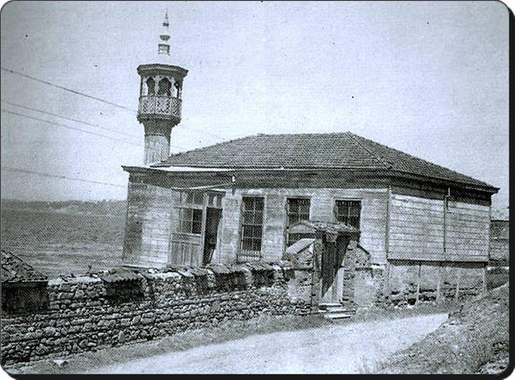 Üryanizade Camii - 1946 #Kuzguncuk #istanbul #istanlook
