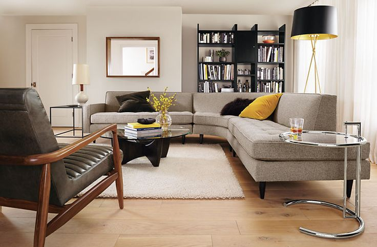 33 best Living Room Sectionals images on Pinterest Sectional sofas