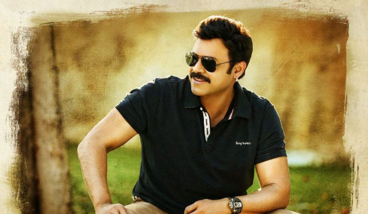 Image from #Babubangaram movie
