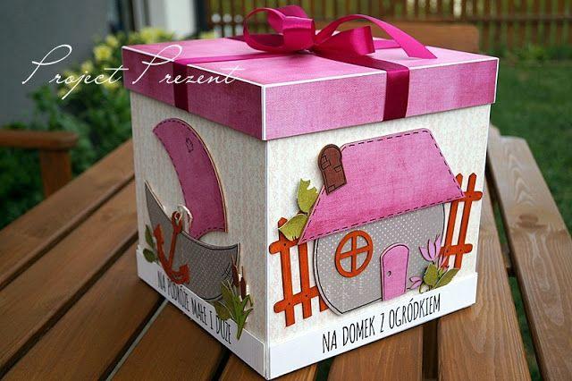 Big box - pudło na koperty ślubne