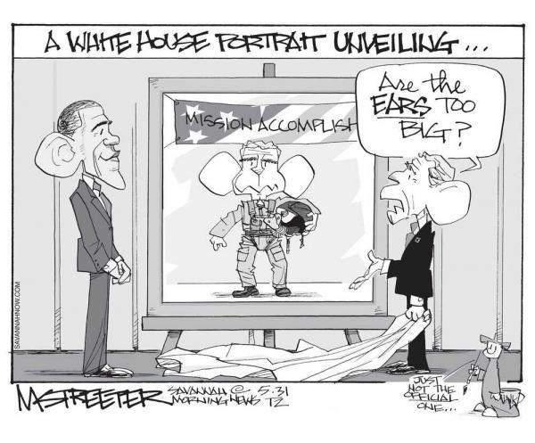 Cartoon by SMN editorial cartoonist Mark Streeter.