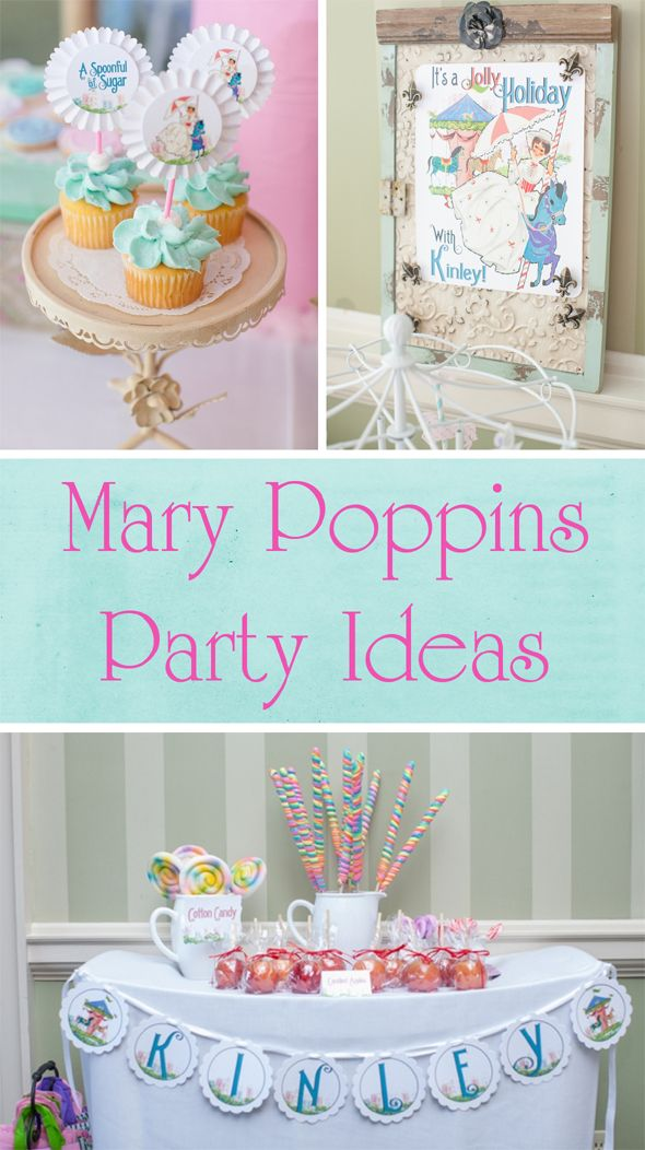41 best Mary Poppins birthday ideas images on Pinterest Mary