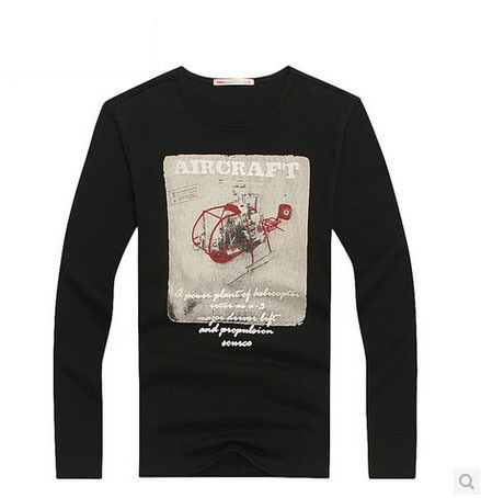 Men's t-shirts Slim Fit Fashion T-shirt Men Casual tops tees men tops tees