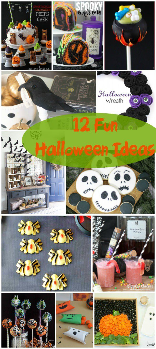 489 best images about Halloween on Pinterest | Frankenstein, Easy ...