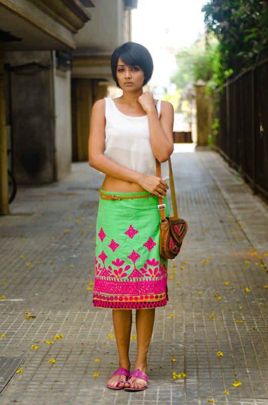 Meera, Mumbai | 30 Incredibly Chic Street-Style Photos From India