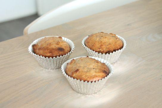 Muffins rijstmeel