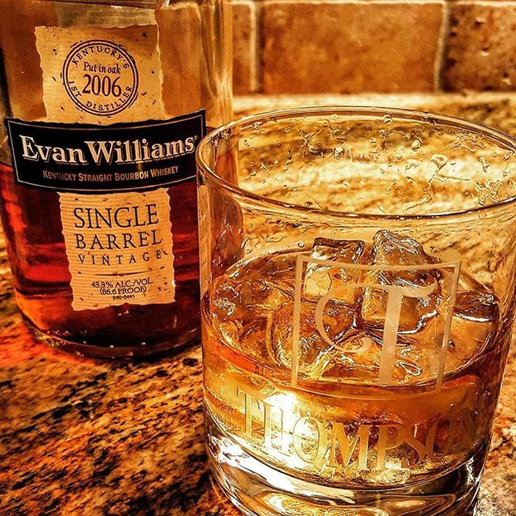 http://www.bourbonoftheday.com/evan-williams-single-barrel-review/ Evan Williams Single Barrel Vintage tasting notes, and the story behind the namesake. If you are looking for a good cheap bourbon, this is it!