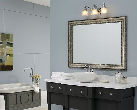 1000 Ideas About Mirror Border On Pinterest: 1000+ Images About Bathroom Mirror Ideas On Pinterest