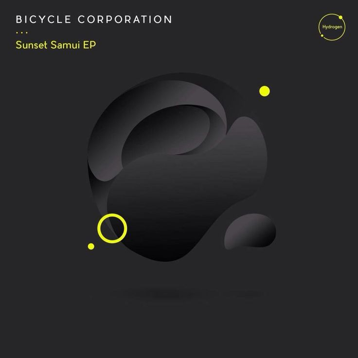 Out this Monday 13th March our new ep on Hydrogen Inc. Listen here the preview  https://soundcloud.com/hydrogen-inc/sets/bicycle-corporation-sunset-samui-ep-hydrogen
