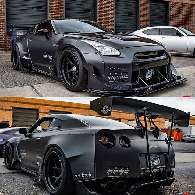 This Is My Dream Car, The Nissan GTR.