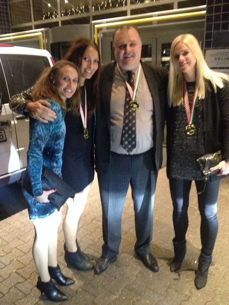 2014 Women's Handball European Championships in Hungary, Gold Medal - Norway Team