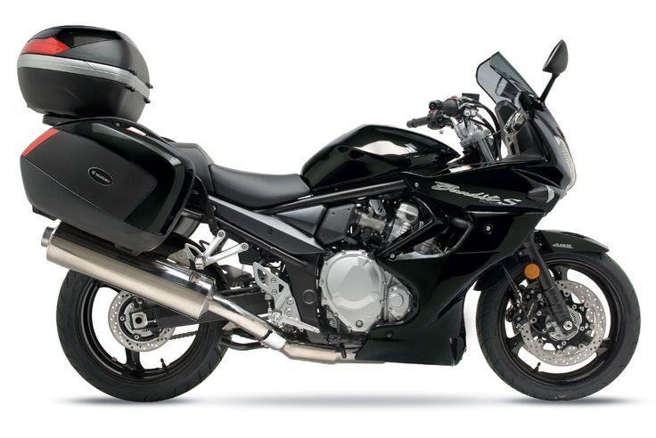 Jornal do Motociclista: Suzuki Bandit 1250S 2009 - teste de longa duração/usadas: parte 1